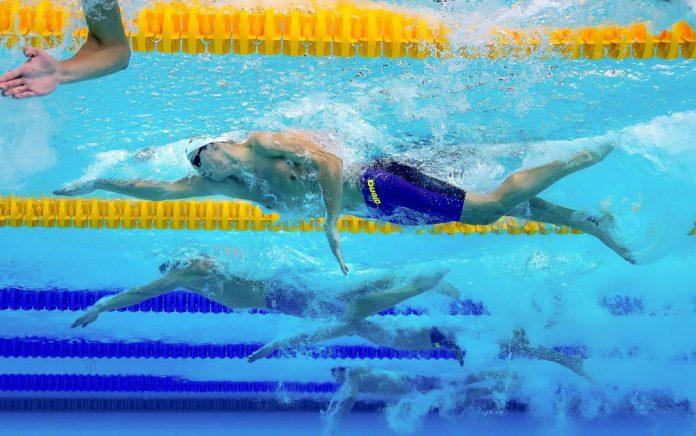 Κολύμβηση: «Ασημένιος» ο Κριστιάν Γκολομέεβ στη Γλασκόβη!