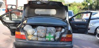 Θεσπρωτία: Μετέφερε 120 κιλά χασίς με το... όχημά του!