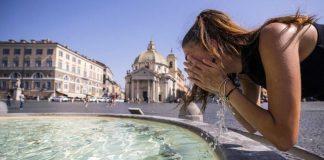 Την πιο ζεστή μέρα όλου του χρόνου έζησε η Ιταλία
