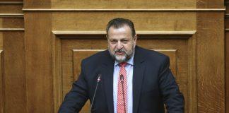 Κεγκέρογλου: Αυτά δε γινόταν ούτε επί ΣΥΡΙΖΑ (vd)
