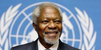 Γκάνα: Επταήμερο εθνικό πένθος για τον Κόφι Ανάν