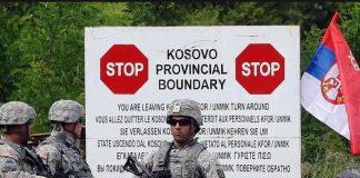 ότι οι Σέρβοι του Κοσόβου θα κηρύξουν την αυτονομία τους