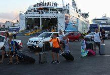 Αυξημένη κινητικότητα στα λιμάνια ενόψει Αγίου Πνεύματος