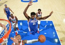 NBA: Οι 60 καλύτερες τάπες της σεζόν 2017-18 (vd)