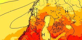 Η Νορβηγία πλήττεται από τη ζέστη - Οι αρχές προειδοποιούν τους κατοίκους
