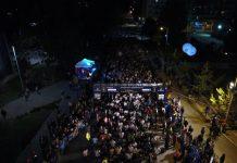 Ομαδική εγγραφή από τους Αθηναίους Δρομείς στον Νυχτερινό Θεσσαλονίκης