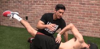 Ασκήσεις που θα σας ανακουφίσουν από τους πόνους στη μέση (vid)