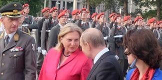 Προσεχώς νέα αυστριακά προξενεία σε Αγ. Πετρούπολη και Νοβοσιμπίρσκ