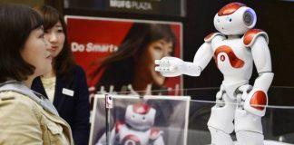 Ρομπότ θα διδάσκουν αγγλικά στους μαθητές σε σχολεία της Ιαπωνίας