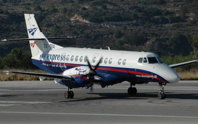 Μηχανικό πρόβλημα σε πτήση της Sky Express για Ηράκλειο