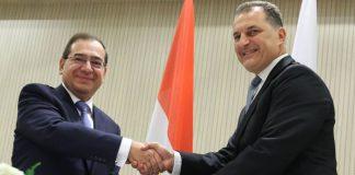 Υπέγραψαν Κύπρος-Αίγυπτος για τον υποθαλάσσιο αγωγό αερίου
