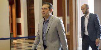 Σήμερα ορκίζεται υπουργός Εξωτερικών ο Τσίπρας