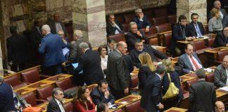 Βουλή: Ξεκινά η μάχη για την ψήφο εμπιστοσύνης