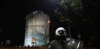 Θεσσαλονίκη: Νέο βίντεο από τα ΜΑΤ που λένε διαδηλωτές «Βούλγαρους»