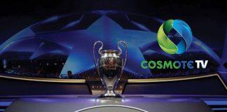 Τι ετοιμάζει η COSMOTE TV για τους ημιτελικούς του Champions League