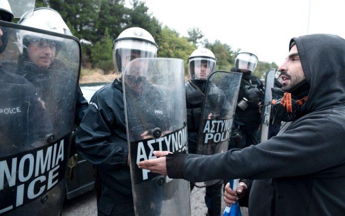 Αστυνομικοί Κοζάνης: «Μη μας βάζετε να κάνουμε τον σάκο του μποξ»