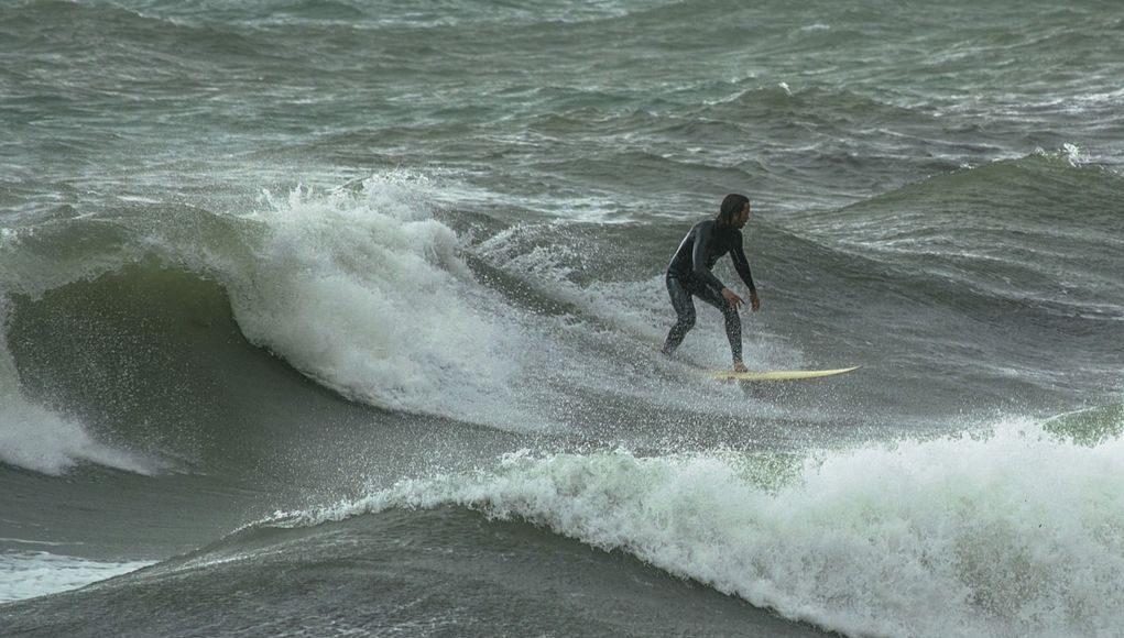 Για… surfing στην Ανατολική Εύβοια