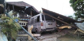 Σεισμός 6 Ρίχτερ στην Ινδονησία