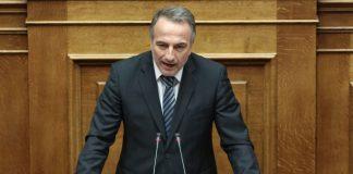 Καλαφάτης: «Ο ΣΥΡΙΖΑ έχει γίνει ντάτσουν και ο Τσίπρας παλιατζής»