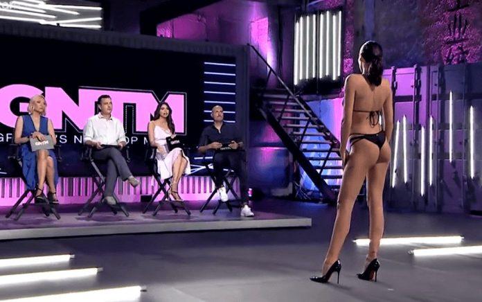 Σύνδρομο... ηλικίας «χτύπησε» και κοπέλα στο Next Top Model (vds)