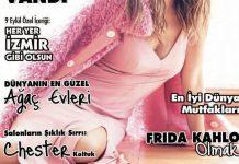 Πασίγνωστη τραγουδίστρια σε εξώφυλλο τουρκικού περιοδικού! (pic)
