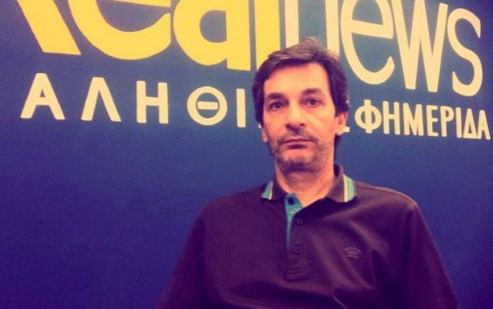 Συγχαρητήρια στο Σωτήρη Καψώχα έδωσε ο Παύλος Πολάκης