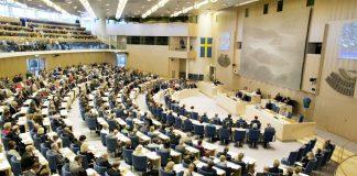 Έκκληση του προέδρου της σουηδικής βουλής να σπάσει το αδιέξοδο