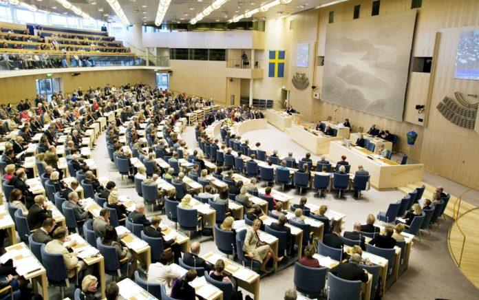 Προς κυβέρνηση μειοψηφίας οδεύει η Σουηδία