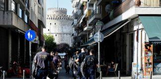 Συλλήψεις Σλοβάκων με μαχαίρια και σφυριά