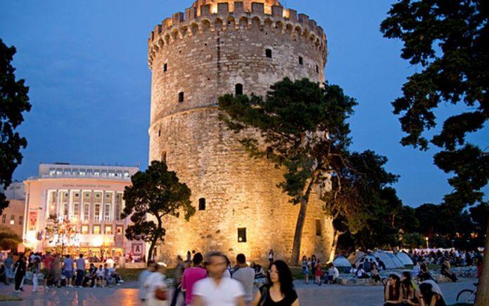 Πλατεία με το όνομα του αναμορφωτή της πόλης στη Θεσσαλονίκη