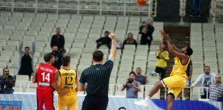 Basketball Champions League: Με το... αριστερό η ΑΕΚ