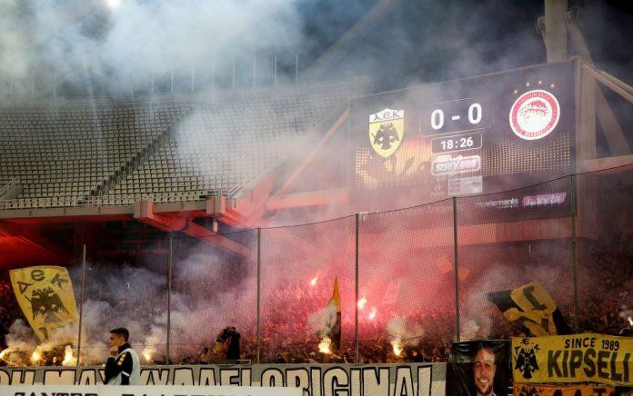 Η UEFA απειλεί την ΑΕΚ με τιμωρία της έδρας!