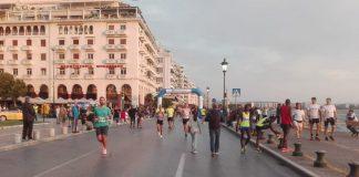 Με νέα ρεκόρ και τεράστια συμμετοχή ο 7ος Νυχτερινός Ημιμαραθώνιος Θεσσαλονίκης