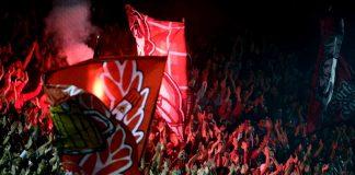 «Στοπ» από την αστυνομία στους οπαδούς του Ολυμπιακού
