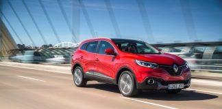 Παρουσίαση του νέου Renault Kadjar στο Σαλόνι Αυτοκινήτου στο Παρίσι