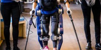 Στην Κίνα το πρώτο ρομπότ αποκατάστασης του κάτω άκρου