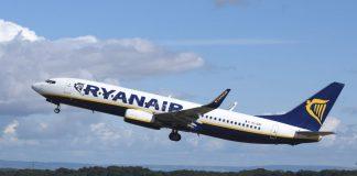 Ryanair: Σταματά τα δρομολόγια Θεσσαλονίκη - Αθήνα