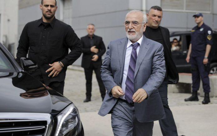 Αναβλήθηκε η δίκη του Ιβάν Σαββίδη και του Λούμπος Μίχελ