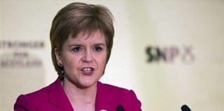 «Μόνη λύση για τη Σκωτία στο πρόβλημα του Brexit η ανεξαρτησία»