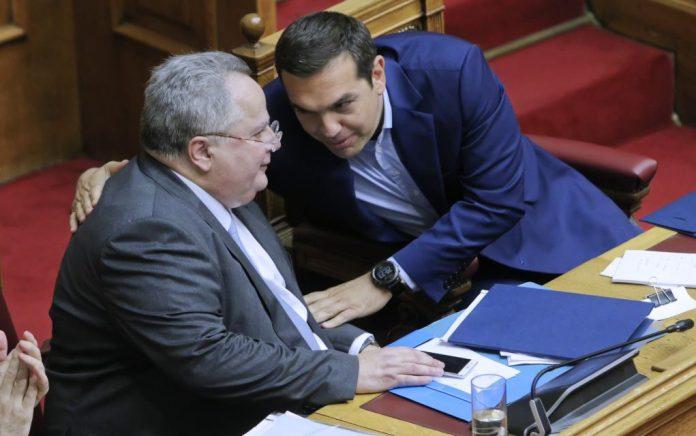 Τα «έσπασαν» Αλέξης Τσίπρας και Νίκος Κοτζιάς