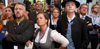«Βουτιά» 12 μονάδων για τους Χριστιανοκοινωνιστές στη Βαυαρία