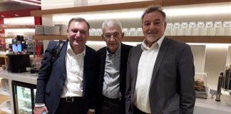 Ο Μπουτάρης και οι τρεις… σωματοφύλακες της Θεσσαλονίκης (pic)