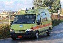Κρήτη: Νέκρη μια γυναίκα από τροχαίο
