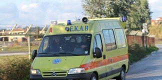 Αυτοκίνητο τραυμάτισε ποδηλάτη στη Θεσσαλονίκη