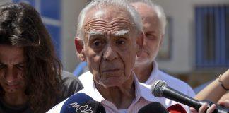 Στο νοσοκομείο ο Α. Τσοχατζόπουλος – Παρέλυσαν τα άνω άκρα του