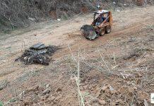 Δήμος Θερμαϊκού: Καθαρίζονται τα ρέματα ενόψει χειμώνα