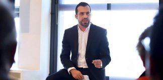 «Φθαρμένα υλικά» χαρακτήρισε τους συνυποψηφίους του ο Κυριζίδης
