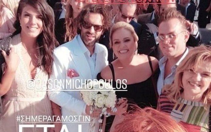 Παντρεύεται με τον εκλεκτό της καρδιάς της η Αθηνά Οικονομάκου (pics)