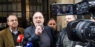 """Λαφαζάνης: «Αναγκαίο ένα κίνημα """"κίτρινων γιλέκων"""" """"αλά ελληνικά""""»"""