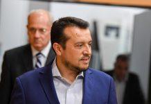 Νίκος Παππάς: «Μόνη ψήφος σταθερότητας αυτή στο ΣΥΡΙΖΑ»
